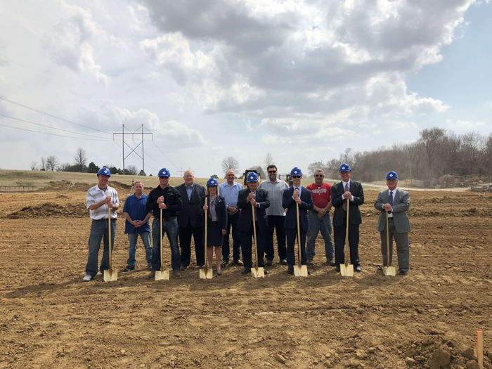 Beaver Lake Groundbreaking